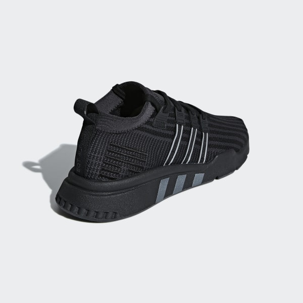 uk availability 348e4 fac0d EQT Support Mid ADV Primeknit Shoes Core Black  Carbon  Solar Yellow  B37456