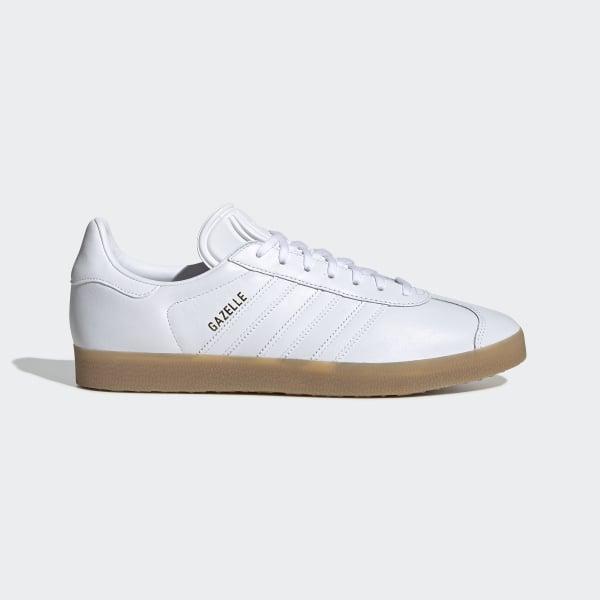 newest 1ade1 f9c68 Gazelle Schuh Ftwr White   Ftwr White   Gum4 BD7479