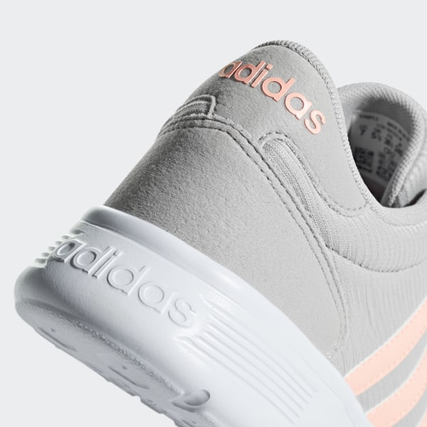 aea2de8fe5629d Lite Racer Shoes Grey Two   Clear Orange   Ftwr White B44653