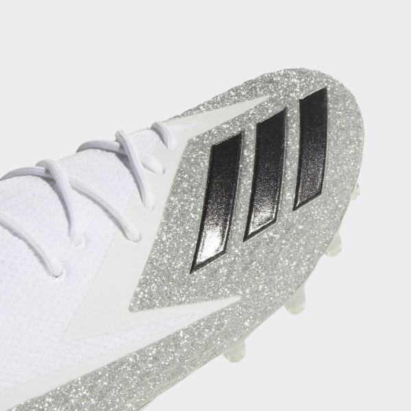 huge selection of 8d7ad 54838 Freak Ultra Primeknit Von Cleats Cloud White  Core Black  Silver Metallic  B27976