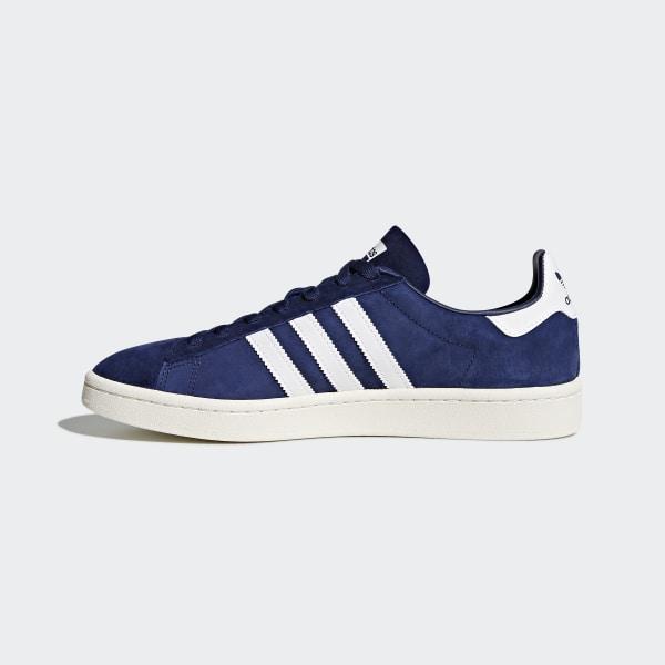 online store 276a7 c44ec Campus Shoes Dark BlueFootwear WhiteChalk White BZ0086