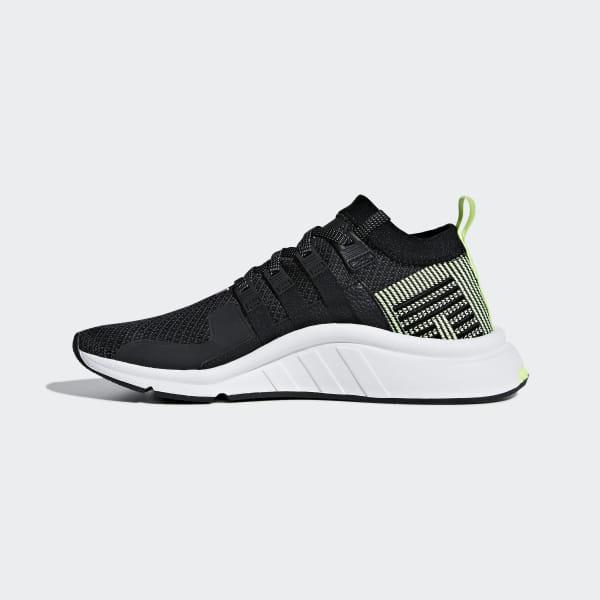 more photos 7c9c2 6c1d2 EQT Support Mid ADV Primeknit Shoes Core Black  Core Black  Carbon BD7778