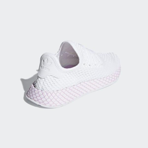 official photos e5a57 e129b Deerupt Shoes Cloud White  Cloud White  Clear Lilac B37601