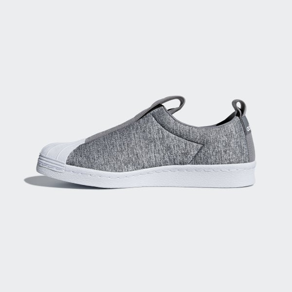 competitive price 7bb93 bf6ff Superstar BW3S Slip-on Shoes Grey  Grey  Cloud White CQ2520