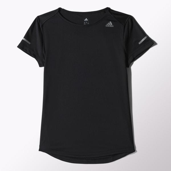 adidas Playera para Correr Mujer - Negro  4438283cc962c