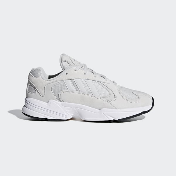 Yung-1 Shoes Grey   Grey   Cloud White BD7659 48990ac4e43