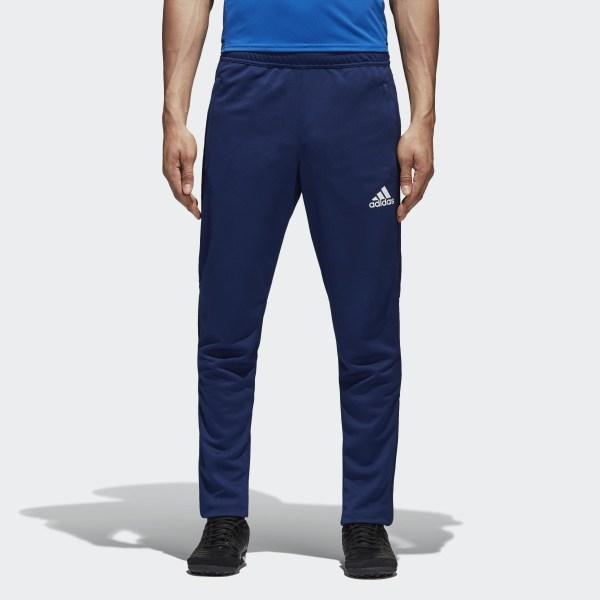 bb2b1fa78a125 Pants de Entrenamiento Tiro17 DARK BLUE WHITE BQ2719