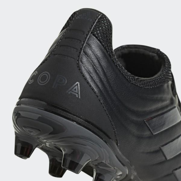 Copa 19.3 Firm Ground Boots Core Black   Core Black   Grey Six BC0553 6166e8bb1f7b5