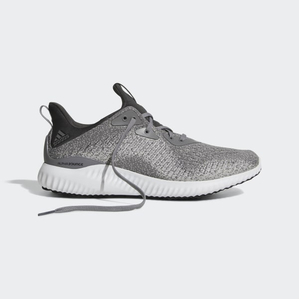79dd431534b30 Alphabounce EM Shoes Grey Three   Grey Two   Solid Grey DB1091