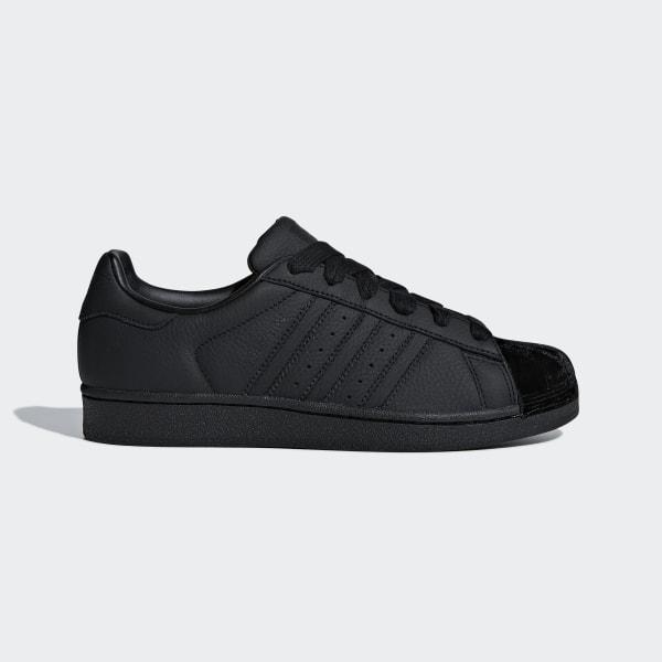 9e60944ba49 Sapatos Superstar Core Black   Core Black   Core Black CG6011