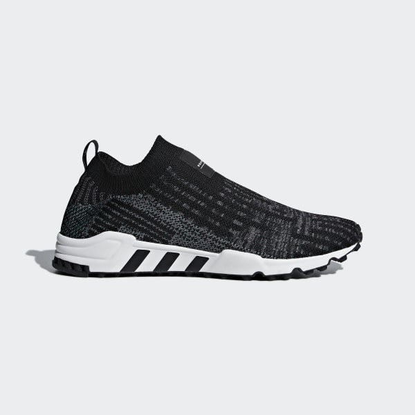 the best attitude 95deb 285f4 EQT Support Sock Primeknit Shoes Core Black  Grey Five  Crystal White  B37526
