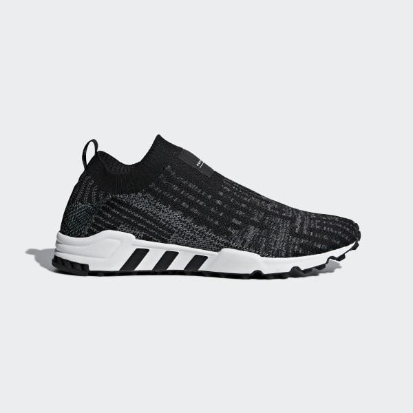 official photos d2c46 9f537 EQT Support Sock Primeknit Shoes Core Black   Grey Five   Crystal White  B37526