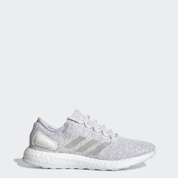a1a1470fce3b6 PureBOOST Shoes Footwear White   Grey One   Footwear White S81991