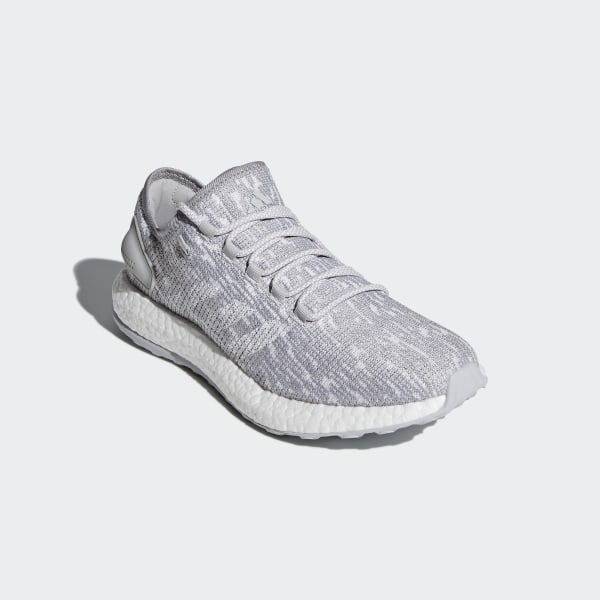 8e5879614 Pureboost LTD Shoes Grey Ftwr White Blue BB6305