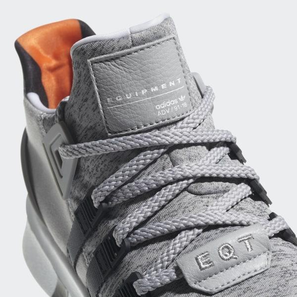 finest selection 51ce8 09020 EQT Bask ADV Shoes Grey  Core Black  Cloud White B37516