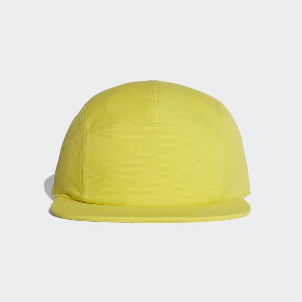 1a9e731e957 Kaval Cap Shock Yellow   Black DM1690