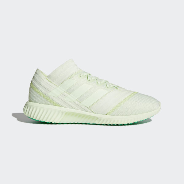 the best attitude b4bcc 7748b Nemeziz Tango 17.1 Trainers Aero GreenAero GreenHi-Res Green CP9117