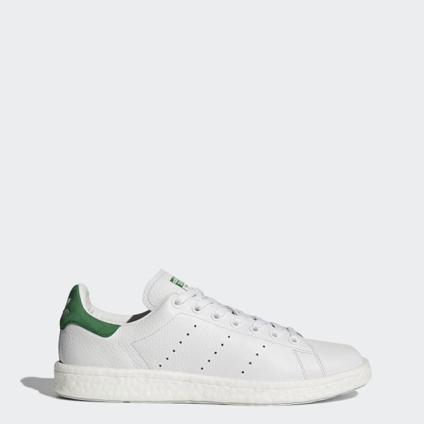 adidas Men s Stan Smith Boost Shoes - White  10b1cf6732553