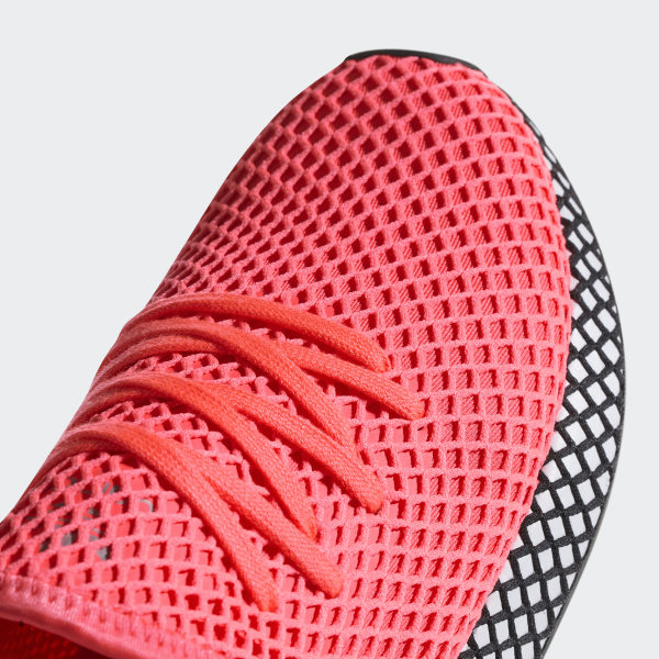 7ef5edb4f Deerupt Runner Shoes Turbo   Turbo   Core Black B41769