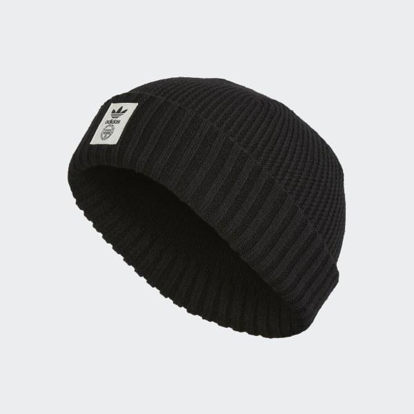 adidas Utility Beanie - Black  f761f39c1ba9
