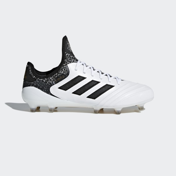 reputable site 633a4 65932 Copa 18.1 Firm Ground Boots Ftwr WhiteCore BlackTactile Gold Met. BB6356