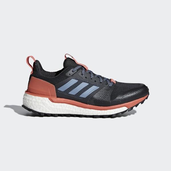 d4658349c28d9 Supernova Trail Shoes Carbon   Raw Steel   Trace Scarlet CP8693