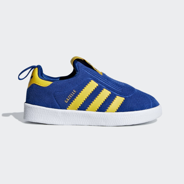 new product 740f9 40a54 Tenis Gazelle 360 Collegiate Royal   Bold Gold   Ftwr White CG6594