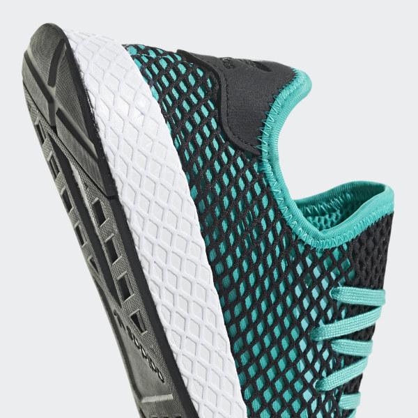 huge discount 1133a 93332 Deerupt Runner Shoes Hi-Res Aqua  Hi-Res Aqua  Core Black B41775