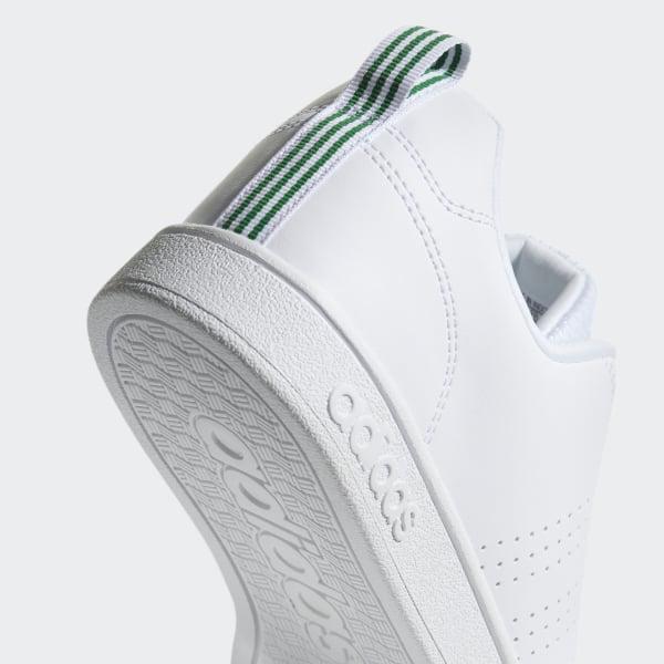 buy popular caa89 b1bb5 Chaussure VS Advantage Clean WhiteGreen F99251