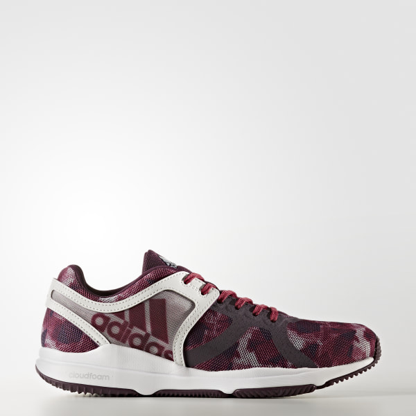 promo code 11b24 7e18d Tenis CrazyTrain CF W RED NIGHT F17 MYSTERY RUBY F17 SILVER MET. BY2364