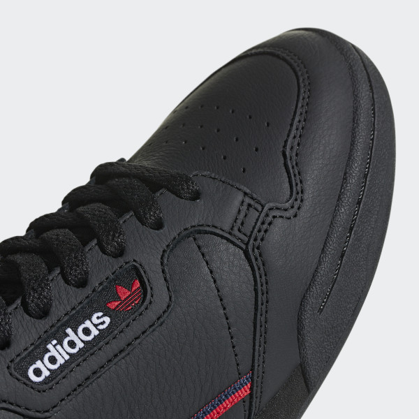 Continental 80 Shoes Core Black   Scarlet   Collegiate Navy B41672 1e327558a