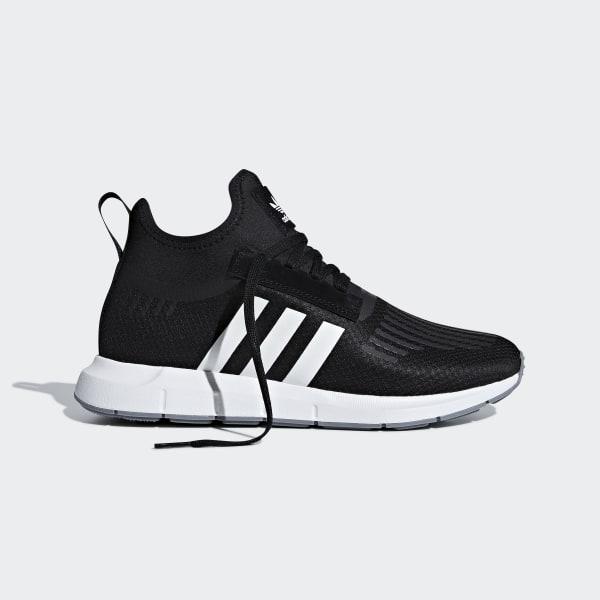 e0c33fd0b1f7a Swift Run Barrier Shoes Core Black   Cloud White   Grey B37701