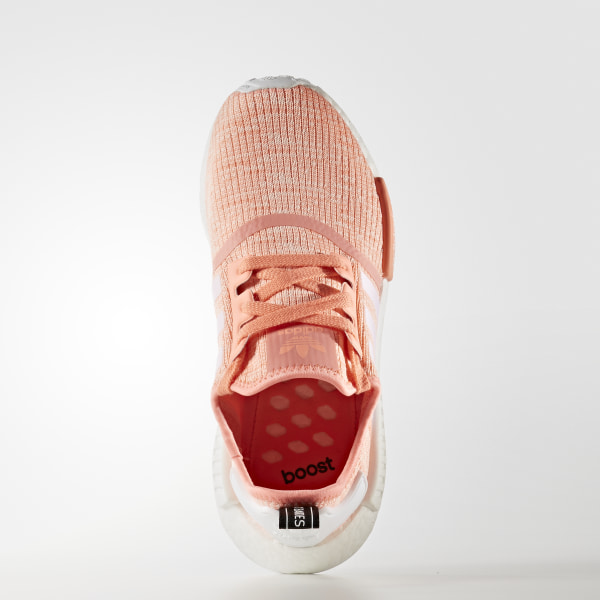 check out eff4b 89275 NMDR1 Shoes Sun GlowFootwear WhiteHaze Coral BY3034