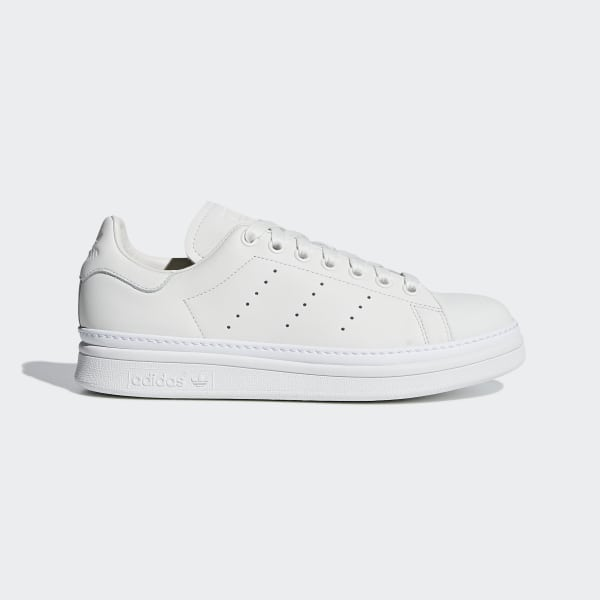 brand new b39ba bff1a Tenis Stan Smith New Bold W CLOUD WHITEFTWR WHITEFTWR WHITE AQ1087