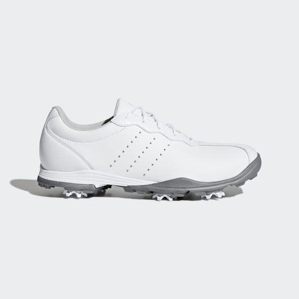 best loved d8b70 32a71 Adipure DC Skor Ftwr White   Silver Met.   Dark Silver Metallic F33616