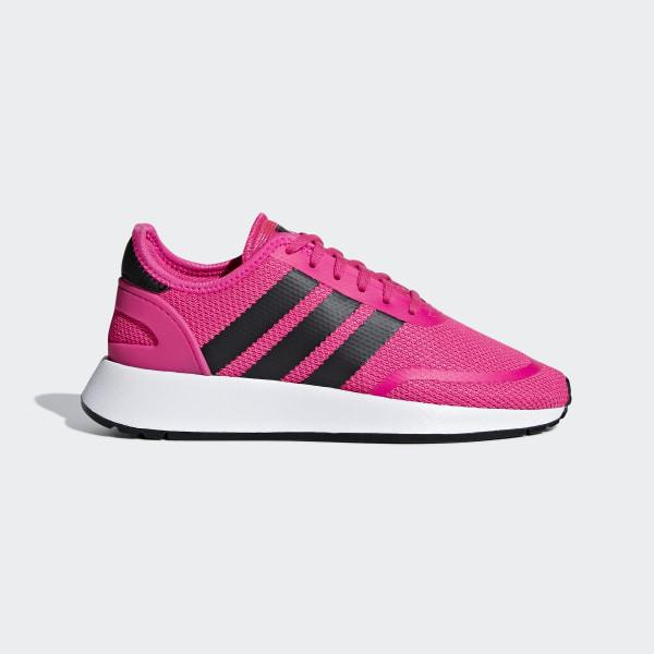 770af8f1db83c0 N-5923 Shoes Shock Pink   Core Black   Ftwr White CG6950