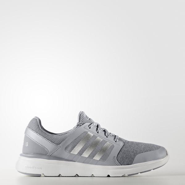 wholesale dealer 8f664 d9ebe Cloudfoam Xpression Shoes Clear Onix  Matte Silver  Cloud White AW4196