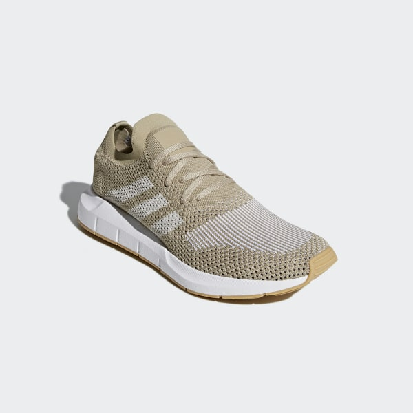 3d66738490c99 Swift Run Primeknit Shoes Red Gold   Off White   Cloud White CQ2890