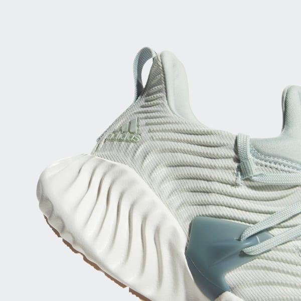 a76ca81b49a Alphabounce Instinct Shoes Ash Green   Grey   Running White D96678