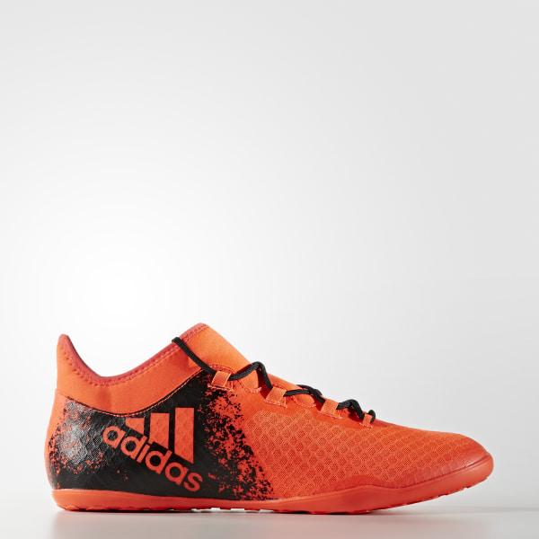 85f9b0273fd9 adidas Men s X 16.2 Court Shoes - Orange