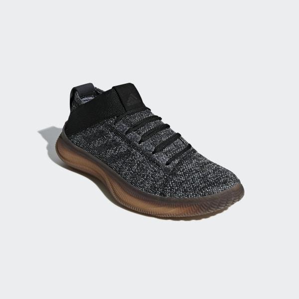 927478ff69ec Pureboost Trainer Shoes Core Black   Core Black   Solid Grey BB7211