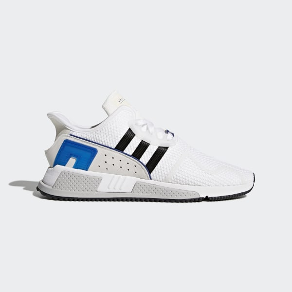 sale retailer 64f54 4e130 Zapatillas EQT Cushion ADV FTWR WHITE CORE BLACK COLLEGIATE ROYAL CQ2379