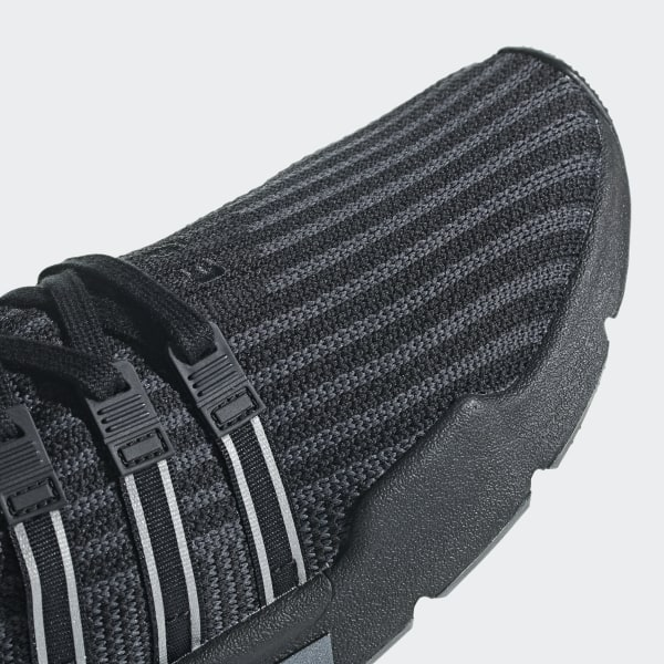 buy popular aadcb 54c1f Scarpe EQT Support Mid ADV Primeknit Core Black  Carbon  Solar Yellow  B37456