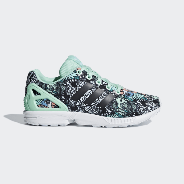 huge discount 1a159 04e8a Zapatillas ZX Flux - Turquesa adidas   adidas Chile