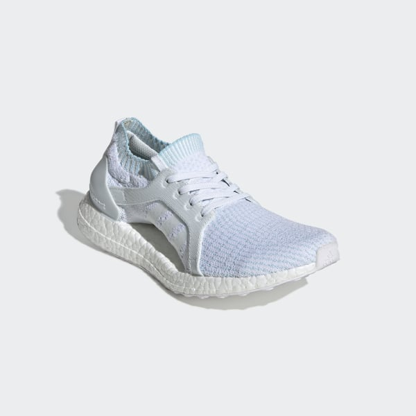 ffc04152faa2f Ultraboost X Parley Shoes Icey Blue   Cloud White   Icey Blue BY2707