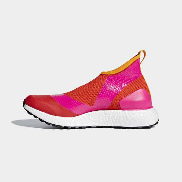 7b8abaecb26cb Ultraboost X All Terrain Shoes Energy   Shock Pink   Core Red AC7566