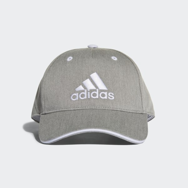Gorra Graphic MEDIUM GREY HEATHER WHITE WHITE DJ2274 16cdc388007
