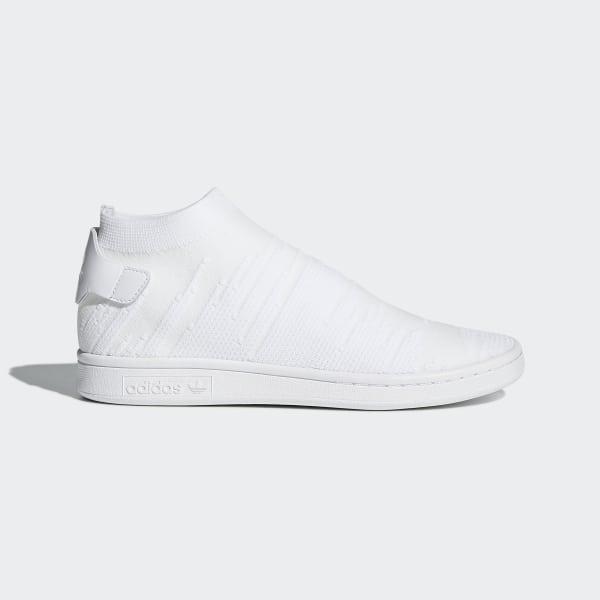 5291f121bcaa89 adidas Stan Smith Sock Primeknit Shoes - White