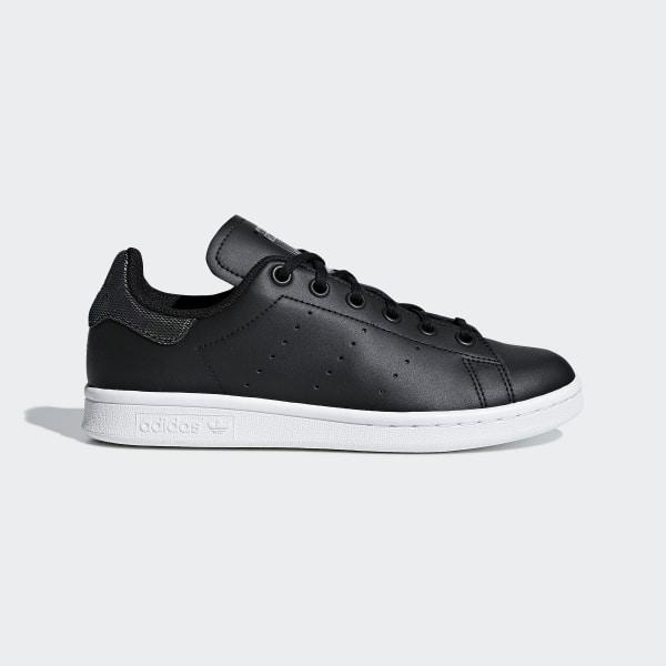 ea3d556043 adidas Stan Smith Shoes - Black