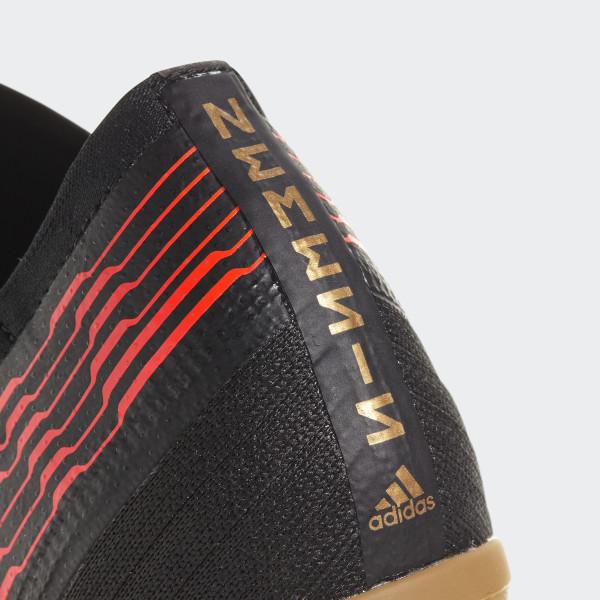 Nemeziz Tango 17.3 Indoor Boots Core Black Core Black Solar Red CP9111 65fea20ee